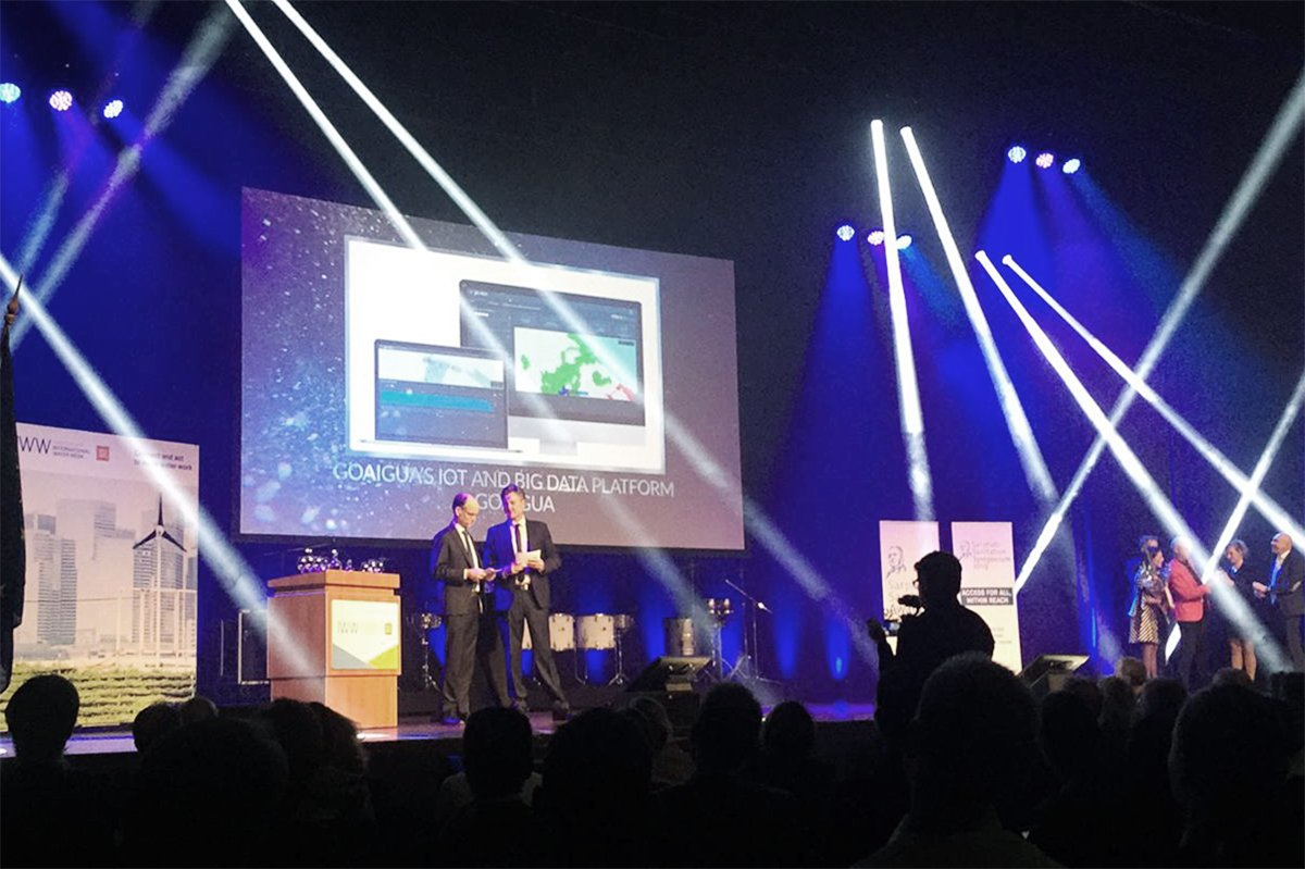 Aquatech Innovation Award 2019 winners